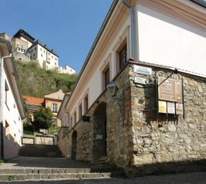 3 hviezdičkový hotel Hotel Pod Hradom Trenčín Slovensko