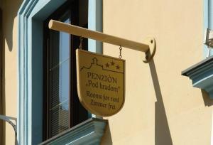 Pensiune Penzión Pod Hradom Trenčín Slovacia