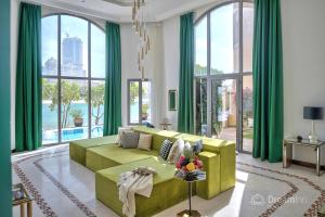 Dream Inn Dubai - Royal Palm Beach Villa - Dubai