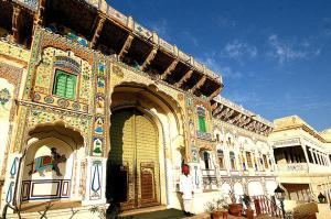 Indra Vilas, Курортные отели  Alsīsar - big - 20