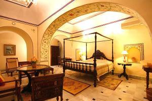 Indra Vilas, Курортные отели  Alsīsar - big - 21