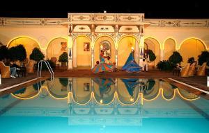 Indra Vilas, Курортные отели  Alsīsar - big - 26