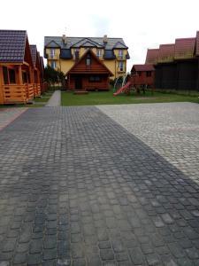 Słoneczne domki