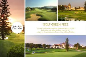 Los Naranjos Golf Duplex, Apartments  Marbella - big - 29