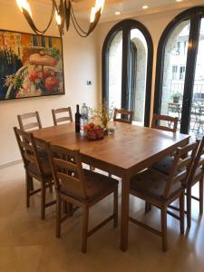 Mamilla's penthouse, Apartmány  Jeruzalém - big - 35