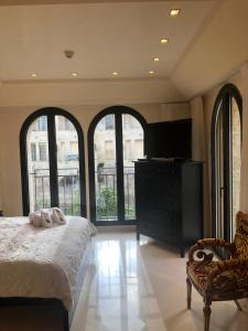Mamilla's penthouse, Apartments  Jerusalem - big - 50