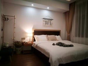 Dongjiang Lake Mountain Mist Inn, Alloggi in famiglia  Zixing - big - 107