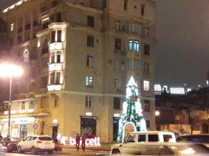 Neftiannikov Avenue Apartment, Апартаменты  Баку - big - 61
