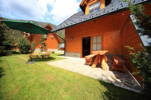 Kronau Chalet Resort