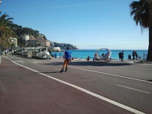 Nice Centre - Apartment with balcony and stunning sea view!, Appartamenti  Nizza - big - 10