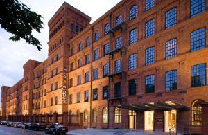 4 hvězdičkový hotel Vienna House Andel's Lodz Lodž Polsko