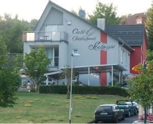 Cafe Gästehaus Stefanie - Frammersbach