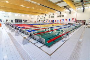 Dom Sportowca Błonie - MOSiR, Hotely  Sanok - big - 22