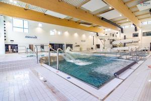 Dom Sportowca Błonie - MOSiR, Hotely  Sanok - big - 19