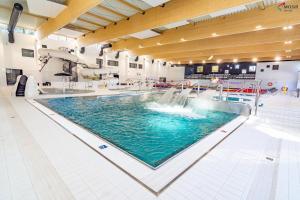 Dom Sportowca Błonie - MOSiR, Hotely  Sanok - big - 17