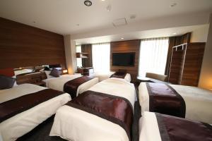 The Hedistar Hotel Narita, Отели эконом-класса  Нарита - big - 27