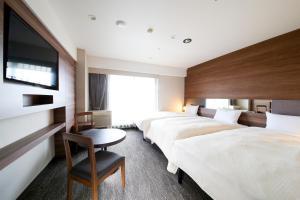 The Hedistar Hotel Narita, Отели эконом-класса  Нарита - big - 26