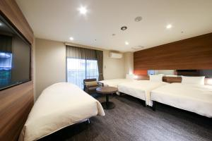 The Hedistar Hotel Narita, Отели эконом-класса  Нарита - big - 25