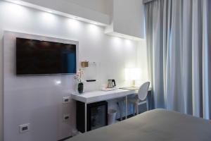 Hotel Montestella, Szállodák  Salerno - big - 57
