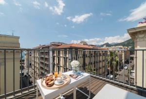 Hotel Montestella, Szállodák  Salerno - big - 59