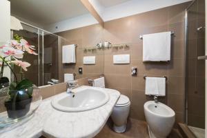 Hotel Montestella, Szállodák  Salerno - big - 65