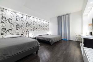 Hotel Montestella, Szállodák  Salerno - big - 63