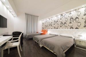 Hotel Montestella, Szállodák  Salerno - big - 69