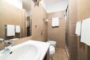 Hotel Montestella, Szállodák  Salerno - big - 72