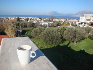 V for the View Achaia Greece