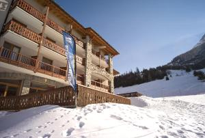Hotel Club MMV Le Val Cenis - Accommodation - Lanslebourg-Mont-Cenis