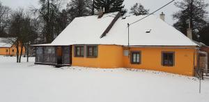 Chata Chata Na Kovárně Rýmařov Česko