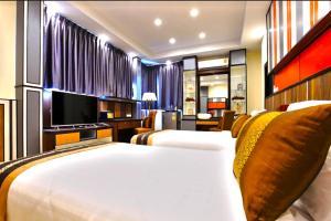 Grand Parazo Hotel Suvarnbhumi Airport - Ban Khlong Sanam Phli
