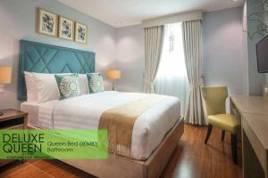 Dalian Peak Hotel, Hotely  Angeles - big - 3