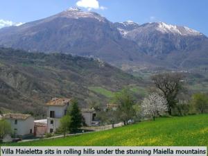 Villa Maieletta - AbcAlberghi.com