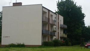apartament muszelka
