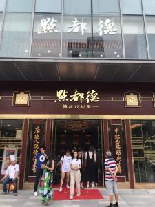 Coastline International Apartment, Apartments  Guangzhou - big - 112