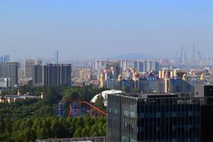 Coastline International Apartment, Apartments  Guangzhou - big - 10