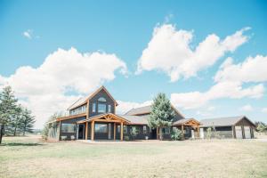 Cache Vista Ranch Unit B, Ferienwohnungen  Tetonia - big - 5