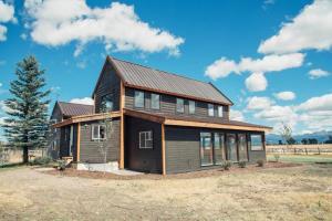 Cache Vista Ranch Unit B, Ferienwohnungen  Tetonia - big - 14