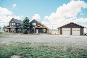 Cache Vista Ranch Unit B, Ferienwohnungen  Tetonia - big - 15