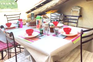 Les Merveilles de Citrinelles, Дома для отпуска  Сеньон - big - 23