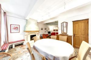 Les Merveilles de Citrinelles, Дома для отпуска  Сеньон - big - 8