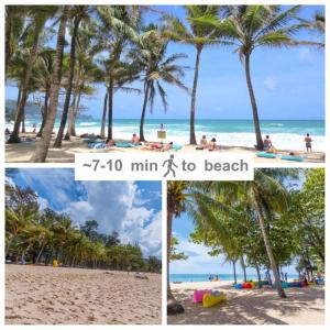 Beach line Djast Villa Phuket, Villas  Bang Tao Beach - big - 32