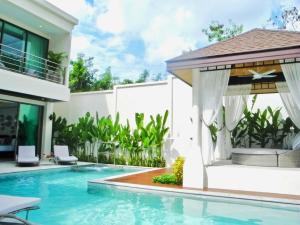 K@ villa - Fantastic and well decorated 4 bedrooms villa - Ko Hae