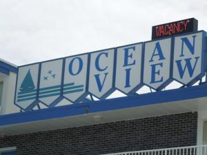 Oceanview Motel, Motel  Wildwood Crest - big - 33