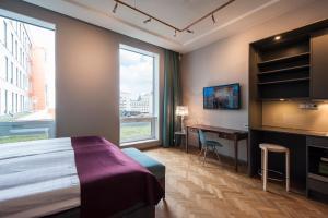 Apartments By Ligula, Hammarby Sjöstad - Stockholm