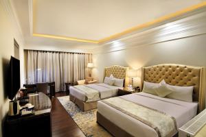 Deluxe Twin Room The Indus Valley