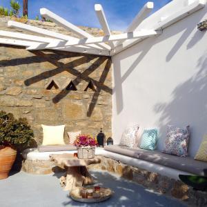 Yakinthos Residence, Apartmánové hotely  Panormos Mykonos - big - 36