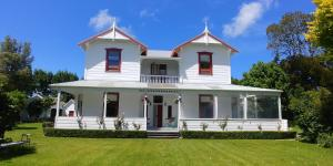 Fordell Homestead - Accommodation - Whanganui