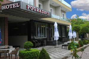 Hotel Pogradeci - Udënisht